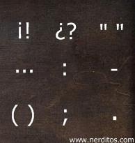 signos de puntuacion