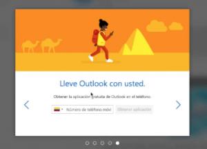 5. outlook app