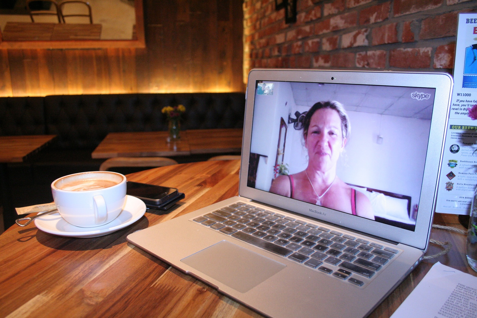 Beneficios de aprender inglés por Skype