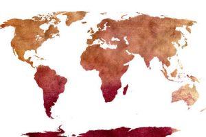 cuantos paises hay en el mundo