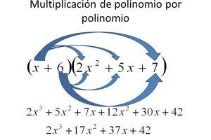 multiplicacion de polinomios y algunos ejemplos
